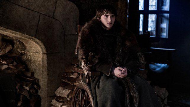 Isaac Hempstead-Wright interpreta al enigmático Bran Stark en Game of Thrones.