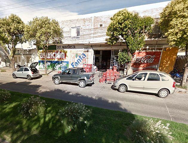La distribuidora de bebidas está ubicada en Sargento Cabral al 200 de San Lorenzo.