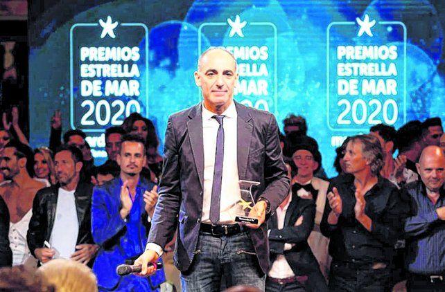 El elegido. Mauricio Dayub al frente de una pieza dirigida por César Brie que se transformó en un fenómeno.