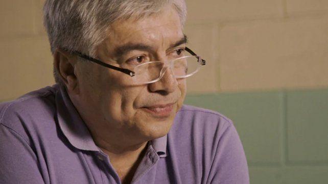 Desde la cárcel. El empresario Lázaro Báez rompió el silencio en una entrevista.