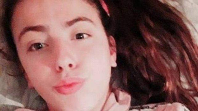 Navila Serena Garay. La adolescente fue el jueves a la escuela y desde entonces había desaparecido.