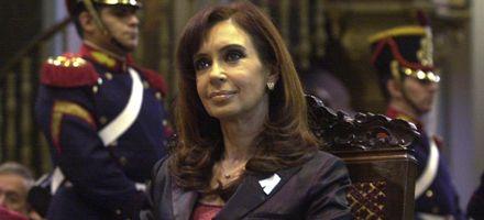 Cristina: Estamos construyendo un país que nos habían robado