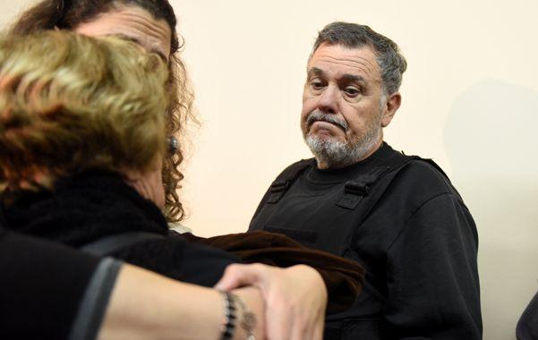 Alberto Perassi se mostró dolorido por el dictamen.