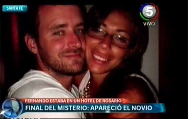 Se escapó de su boda en Santa Fe el sábado y lo encontraron hoy en un hotel de Rosario