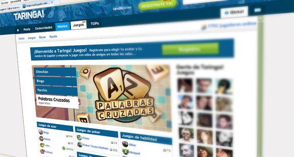 Taringa! cerró un acuerdo con Akamon para ofrecer juegos sociales