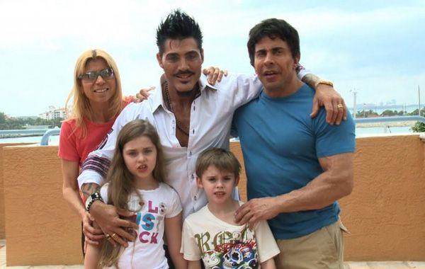 Ricardo Fort y Gustavo Martínez fueron pareja durante varios años.