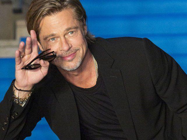 Brad Pitt tiene nueva novia, una modelo alemana 29 años menor que él