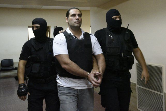 Diego Ochoa tiene 45 años y acumula condenas por 18 años de prisión.