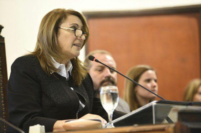 Fein desestimó el endeudamiento para el pasivo municipal y dijo que se usará para obras