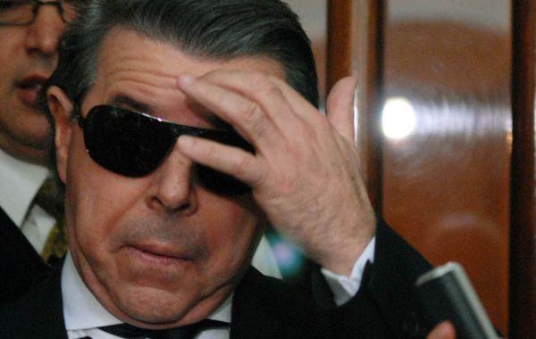 Oyarbide se siente presionado por los casos que debe investigar.
