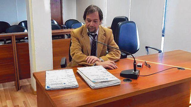 """Cautela. El fiscal Zoppegni dijo que """"es un caso de abordaje delicado""""."""
