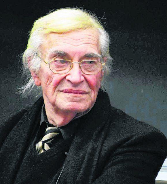 un artista versátil. Martin Landau comenzó trabajando como caricaturista y luego triunfó en la serie Misión imposible y junto a grandes del cine como Woody Allen y Tim Burton.