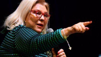 Elisa Carrió, aliada de Vidal en la interna de Juntos por el Cambio, mandó mensajes a Bullrich y Macri.