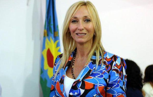 Mónica López abandonó el Frente Renovador y se pasó sin avisar al oficialismo.