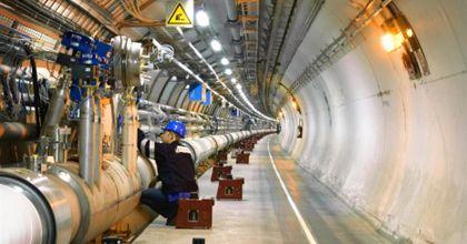 Gran Colisionador de Hadrones o cómo reconstruir el Big Bang