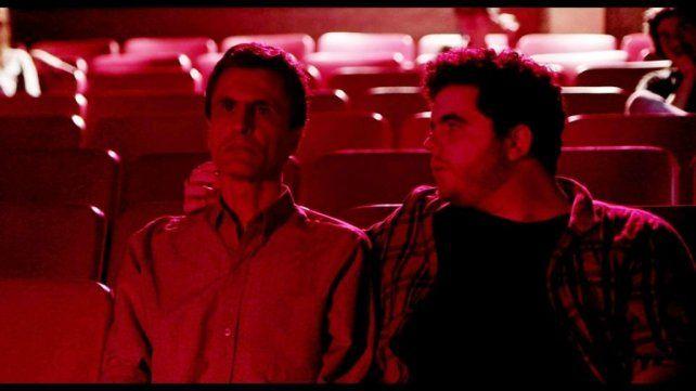 Carlos Argento y Gastón Cocchiarale interpretan a Román y Lucas.