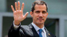 Juan Guaidó. El presidente electo Biden envió una señal inequívoca a Caracas.