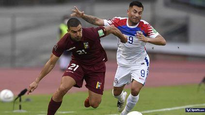El partido se disputará desde las 21 en el estadio San Carlos de Apoquindo.