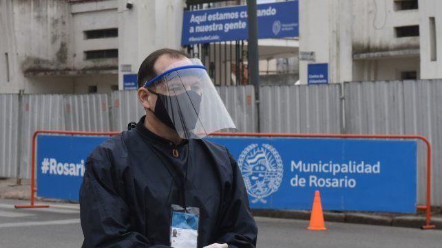 Rosario registró 600 casos de coronavirus y la provincia 1.055