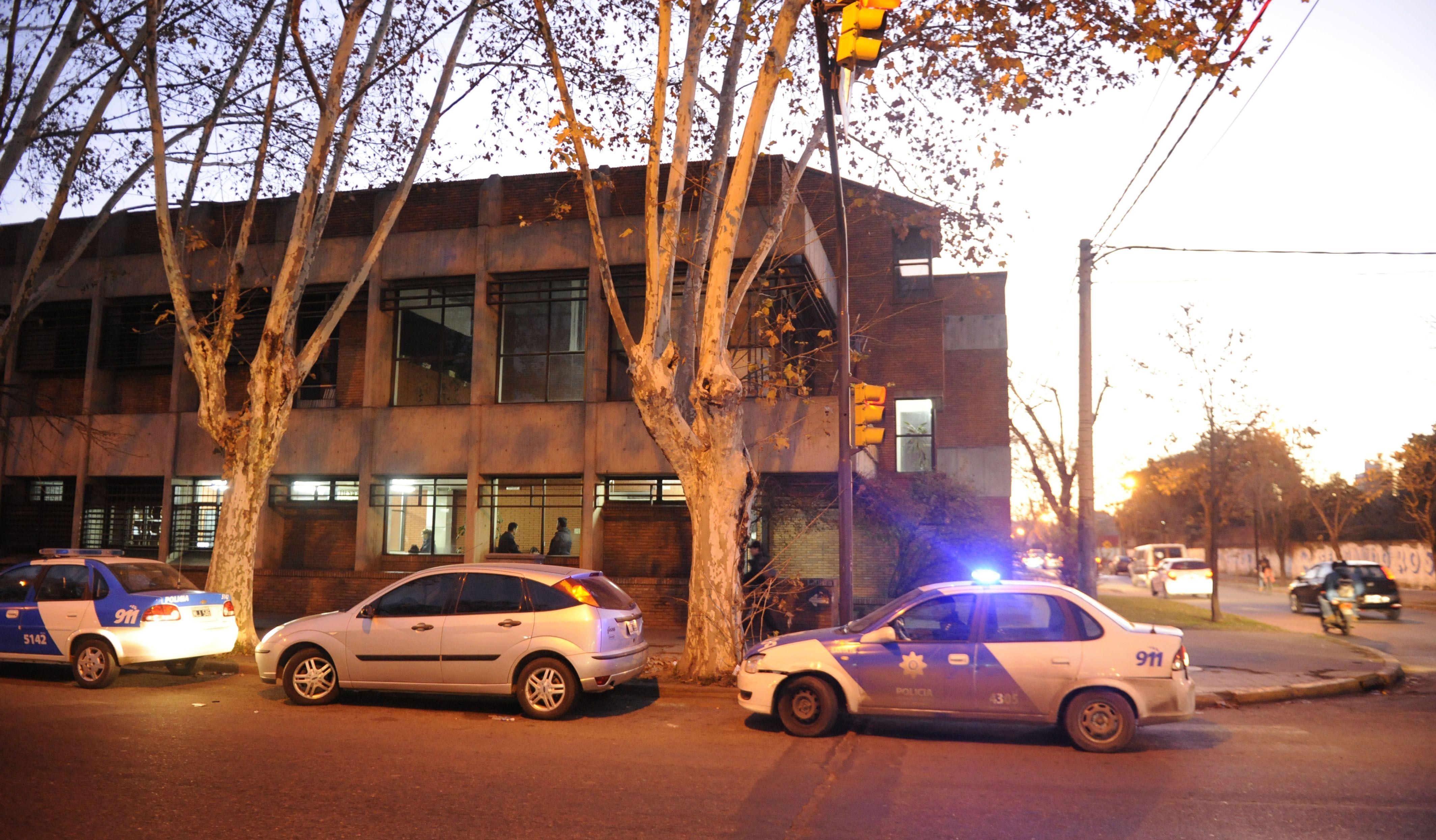 El instituto Médico Legal
