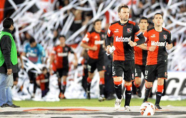 Lucas Bernardi y Maxi Rodríguez estarán desde el arranque ante el Bicho.