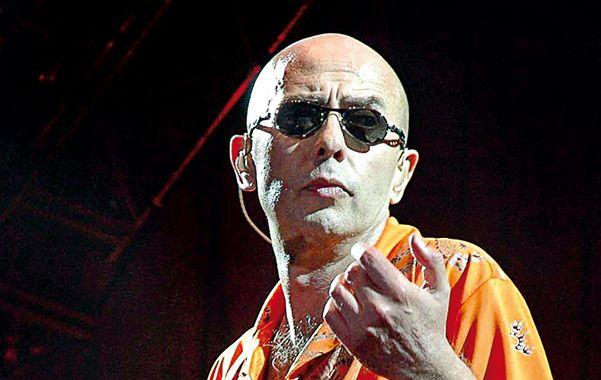 Textual. El Indio reconoció que su último show en Mendoza fue desprolijo.
