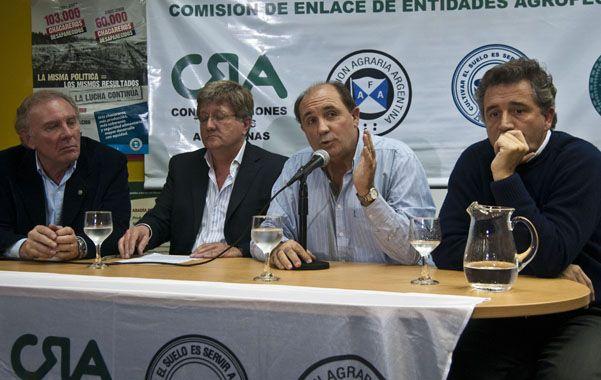Protagonistas. Carlos Garetto (Coninagro)