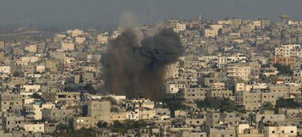 A pesar la ofensiva israelí, Hamas promete a los palestinos una pronta victoria en Gaza