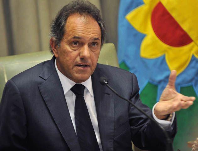 Scioli destacó que la jefa de Estado ha hecho de los derechos humanos una política de Estado reconocida internacionalmente.