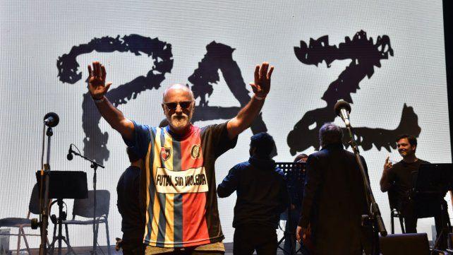 Jorge Marcote participó en varios maratones luciendo la casaca multicolor.