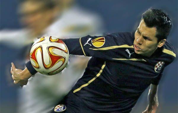 Fricción. Leonardo Sigali tiene dos años y medio más de contrato en Croacia. Su idea es seguir en Europa.