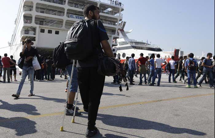 Miles de refugiados se trasladan por europeo buscando acogida. (Foto:Reuters)