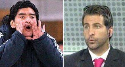 Toti Pasman se venga de Maradona: Ahora muchos me dicen que yo tenía razón