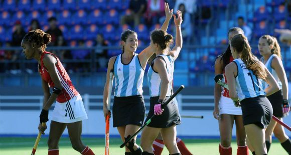 Las Leonas perdieron contra Estados Unidos y se quedaron sin oro y sin el pase directo a Londres 2012