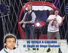 Bótelos estrenó el nuevo jingle de campaña de Diego Giuliano, el delfín reutemista para la intendencia de Rosario