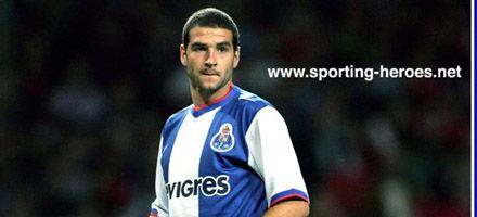 El argentino Lisandro López fue elegido el mejor jugador del año en Portugal