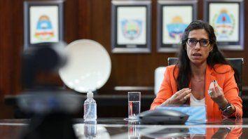 """La secretaria de Comercio Interior, Paula Español, dijo que el Sipre permitirá tener """"un monitoreo de precios y del abastecimiento a lo largo de la cadena."""