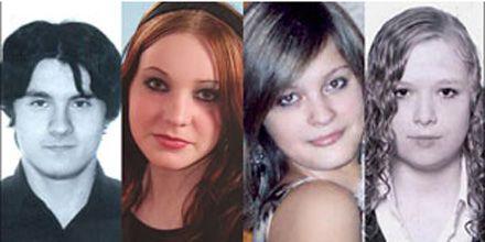 Crimen satánico de cuatro adolescentes con 666 puñaladas sacude Rusia
