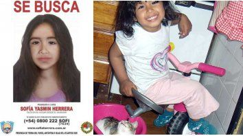 Se cumplen 10 años de la desaparición de Sofía Herrera