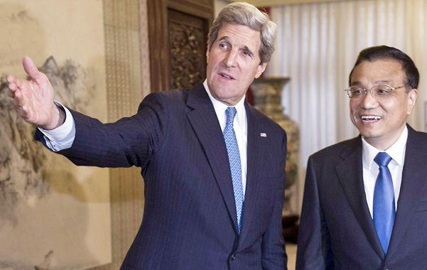 Diplomacia. El secretario de Estado