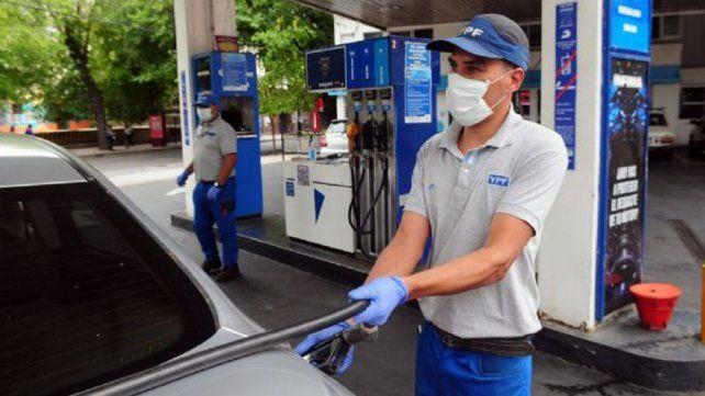 Todavía no definimos unaumento de combustibles