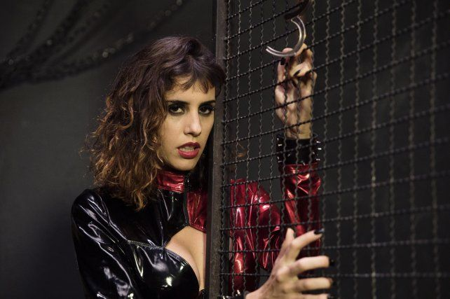 Dal Molin interpreta a Shana