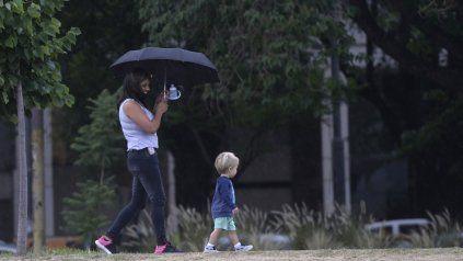 El Servicio Meteorológico Nacional anuncia para este sábado tormentas aisladas en Rosario y la región.