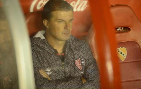 Raggio aguarda cerrar el torneo de la mejor forma mientras Newells define el arribo del nuevo técnico.  (H.Rio)