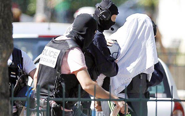 Extremismo. La policía francesa detiene a un sospechoso de terrorismo