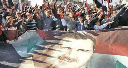 Irán ayudó al gobierno de Siria a esquivar el efecto de las sanciones