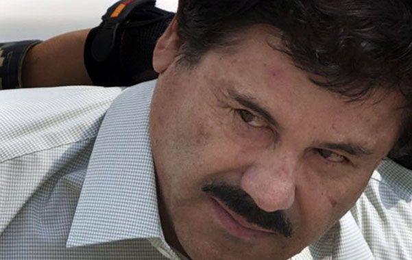 Joaquín Guzmán. El Chapo era uno de los narcos más buscados del mundo.