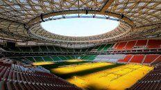 Copa del Mundo Qatar 2022: El sistema de paneles solares será clave para mantener la temperatura del césped y las tribunas.
