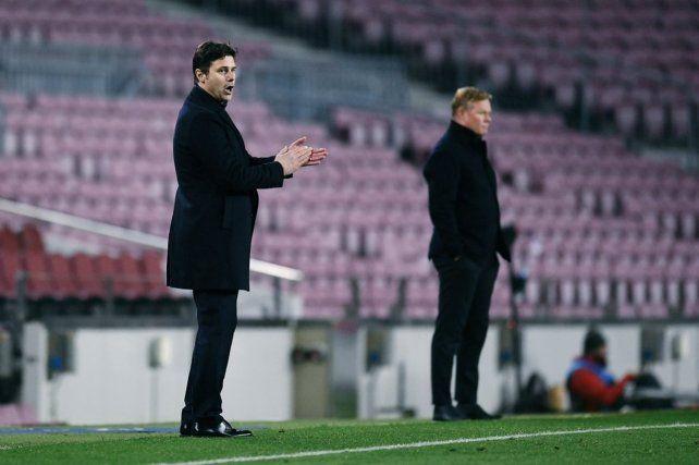 Pochettino calificó al triunfo del PSG sobre Barcelona como un accidente