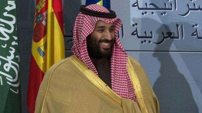 acusado. El príncipe Mohamed ben Salmán